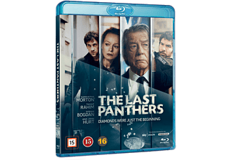 The Last Panthers S1 Thriller Blu-ray