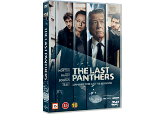 The Last Panthers S1 Thriller DVD