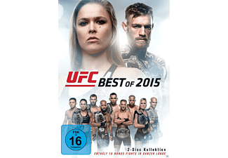 Ufc-Best Of 2015 - (DVD)