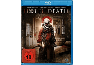 Hotel Death-Uncut [Blu-ray]