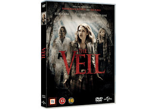 The Veil Skräck DVD