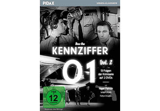 Kennziffer 01 (Zero One) - Vol. 2 - (DVD)