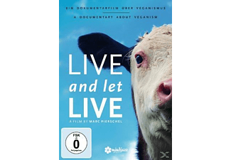 Live and Let Live - (DVD)