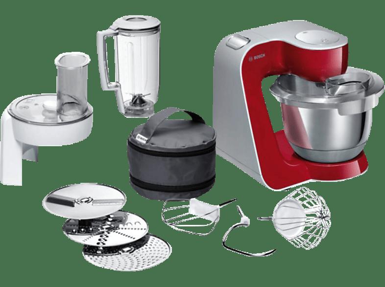 BOSCH Küchenmaschine MUM58720 - MediaMarkt