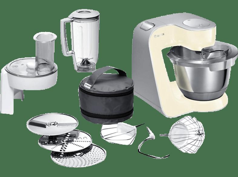 BOSCH Küchenmaschine MUM58920 CreationLine - MediaMarkt