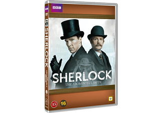 Sherlock - The Abominable Bride Deckare DVD