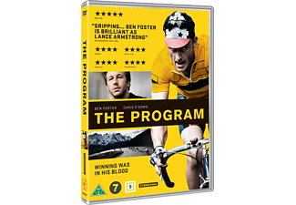 The Program Dokumentär DVD