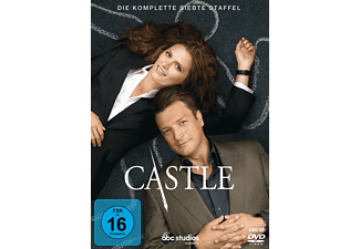 Castle - Staffel 7 [DVD]