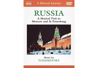 A Musical Journey: Russia - (DVD)