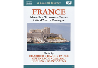 A Musical Journey: France [DVD]
