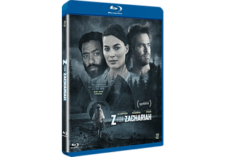 Z For Zacharia Drama Blu-ray