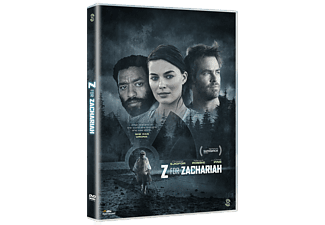 Z For Zacharia Drama DVD