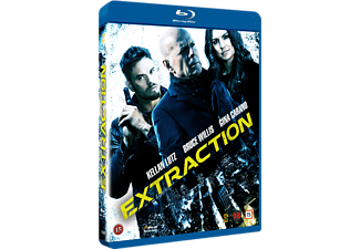 Extraction Thriller Blu-ray