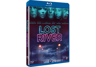 Lost River Drama Blu-ray