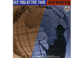 Ben Webster - See You At The Fair - (Vinyl)
