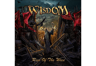 Wisdom - Rise of The Wise (CD)