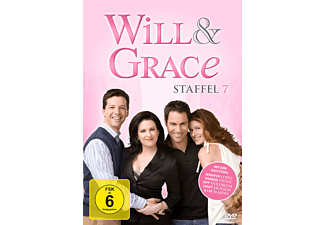 Will & Grace - Staffel 7 [DVD]