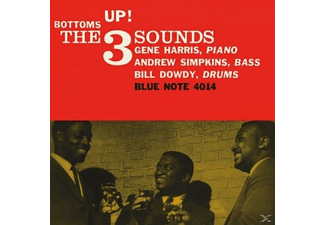 The Three Sounds - Bottom's Up - (Vinyl)