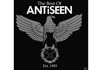 Antiseen - The Best Of Antiseen [CD]