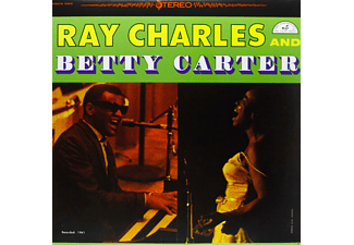 Ray Charles, Betty Carter - Ray Charles & Betty Carter - (Vinyl)