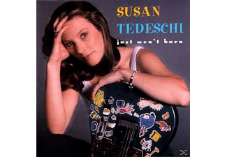 Susan Tedeschi - Just Won't Burn - (Vinyl)
