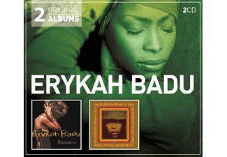 Erykah Badu - 2 FOR 1:(SC) BADUIZM / MAMA'S | CD