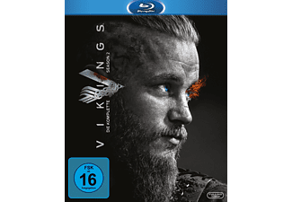 Vikings 2. Staffel (SP) - (Blu-ray)