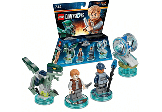 - LEGO Dimensions - Team Pack (Jurassic World) |