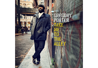 Gregory Porter - Take Me To The Alley - (CD + DVD Video)