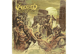 Aborted - Global Flatline (Standard Version) [CD]