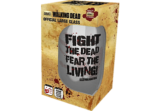 The Walking Dead Glas Fight The Dead Fear The Living