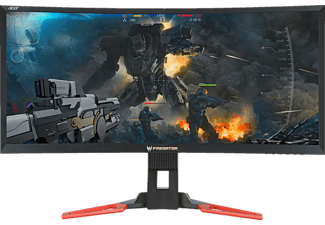 ACER Predator Z35 35 Zoll  Gaming Monitor (4 ms Reaktionszeit, G-SYNC)