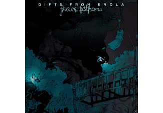 Gifts From Enola - From Fathoms - (CD)