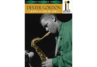 Dexter Gordon - Jazz Icons: Dexter Gordon Live In '63 & '64 - (DVD)