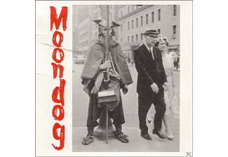 Moondog - The Viking Of Sixth Avenue - (CD)
