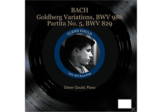 Glenn Gould - Goldberg - Variationen - (CD)