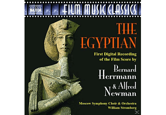 HERRMANN,BERNARD & NEWMAN,ALFRED, William/moskau So Stromberg - The Egyptian - (CD)