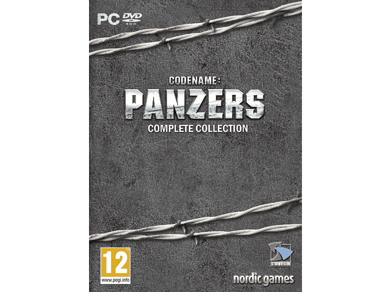 Codename Panzers Complete Edition PC web offers gaming   offline pc παιχνίδια pc sales