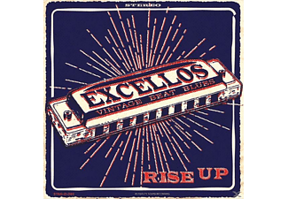The Excellos - Rise Up - (CD)