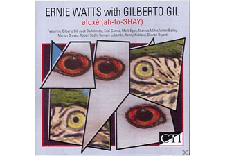 Watts,Ernie with Gil,Gilberto - Afoxe (ah-fo-SHAY) - (CD)