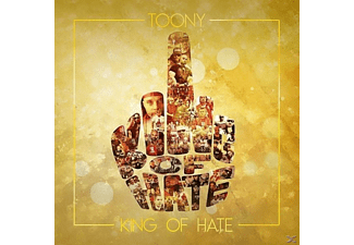 Toony - King Of Hate - (CD)