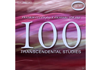 Fredrik Ullen - 100 Transcendental Studies Vol.5: Nrn.72-83 [CD]