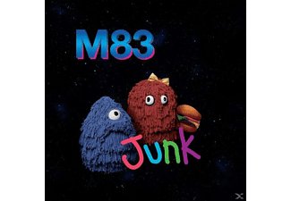 M83 - Junk - (LP + Download)