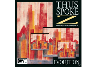 Thus Spoke Z - Evolution - (CD)