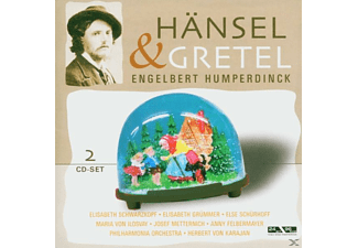 VARIOUS - Hänsel & Gretel (Humperdinck, Engelbert) [CD]