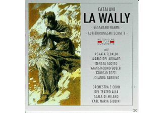 Orch.E Coro Del Teatro A.Sca - La Wally - (CD)
