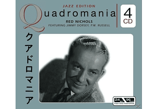 Red Nichols, Nichols,Red/Dorsey,Jimmy/Russell,P.W. - Red Nichols-Jazz Edition - (CD)
