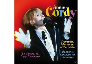 Annie Cordy - Cigarettes, Whisky Et P'tites Pepees - (CD)