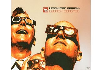 Lenny Mac Dowell - Launch Control - (CD)