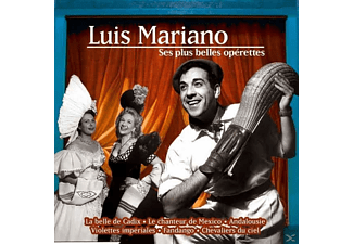 Luis Mariano - Ses Plus Belle Operette - (CD)